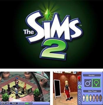In addition to the sis game Ms. Pac-man for Symbian phones, you can also download The Sims 2 for free.