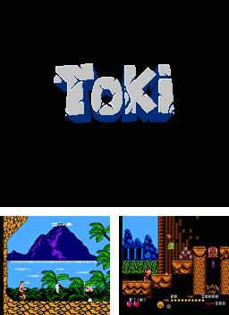 In addition to the sis game Kageki for Symbian phones, you can also download The Toki for free.