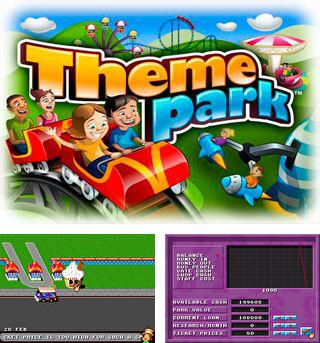 In addition to the sis game Gauntlet for Symbian phones, you can also download Theme park for free.