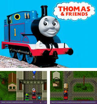 In addition to the sis game Jelly Wars for Symbian phones, you can also download Thomas the tank engine and friends for free.