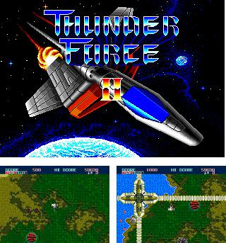 In addition to the sis game Prince of Persia for Symbian phones, you can also download Thunder Force 2 for free.
