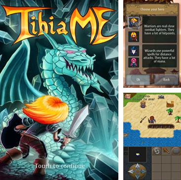 In addition to the sis game Retro Cosmos for Symbian phones, you can also download TibiaMe for free.