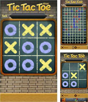 In addition to the sis game Word Search Deluxe for Symbian phones, you can also download Tic Tac Toe XXL for free.