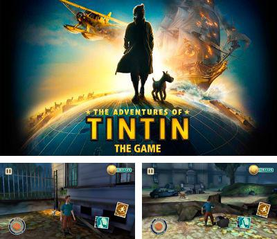 In addition to the sis game The Adventures of Captain Comic for Symbian phones, you can also download The Adventures of TinTin HD for free.