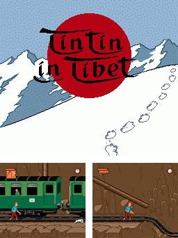 In addition to the sis game MoBilliards for Symbian phones, you can also download Tintin in Tibet for free.