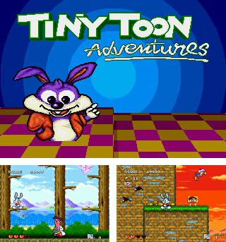 Alem do jogo sis Batman para celulares Symbian, voce tambem pode baixar Aventuras de Tiny Toon: Tesouro escondido do Buster, Tiny Toon Adventures: Buster's hidden treasure gratuitamente.
