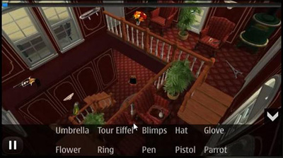 Titanic: Lost Object - Symbian game screenshots. Gameplay Titanic: Lost Object.