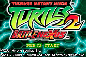 TMNT Battle Nexus
