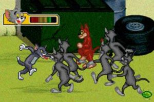 Play Tom and Jerry The Magic Ring for Symbian. Download top sis games for free.