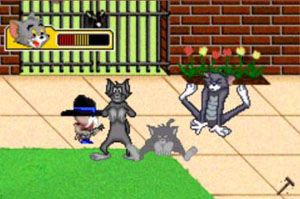 Tom and Jerry The Magic Ring - Symbian game screenshots. Gameplay Tom and Jerry The Magic Ring.