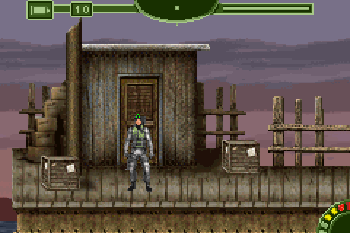 Play Tom Clancy's Splinter Cell: Pandora Tomorrow for Symbian. Download top sis games for free.