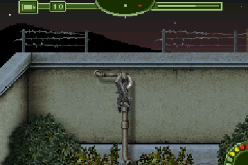 Tom Clancy's Splinter Cell: Pandora Tomorrow - Symbian game screenshots. Gameplay Tom Clancy's Splinter Cell: Pandora Tomorrow.