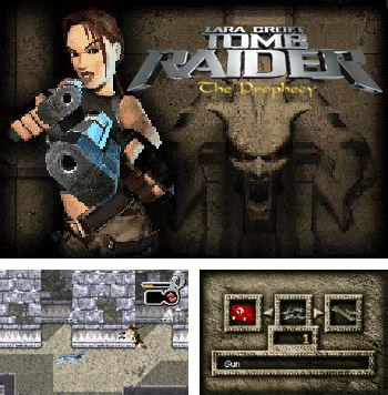 In addition to the sis game Dropathon for Symbian phones, you can also download Tomb Raider The Prophecy for free.