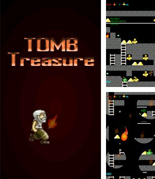 In addition to the sis game Flurkies for Symbian phones, you can also download TOMB Treasure for free.