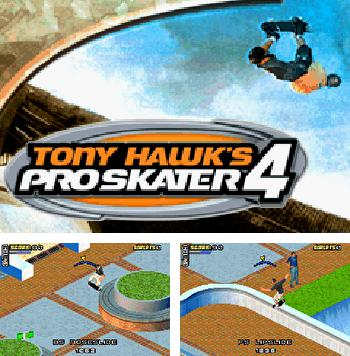 In addition to the sis game Orbit Eater for Symbian phones, you can also download Tony Hawks Pro Skater 4 for free.