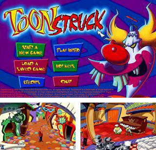 In addition to the sis game Face Boxing for Symbian phones, you can also download Toonstruck for free.