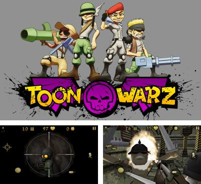 In addition to the sis game Gemfire for Symbian phones, you can also download Toonwarz for free.