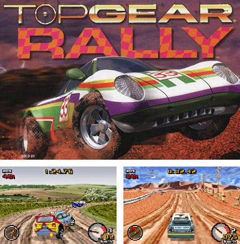 In addition to the sis game Crystal Wave for Symbian phones, you can also download Top gear: Rally for free.