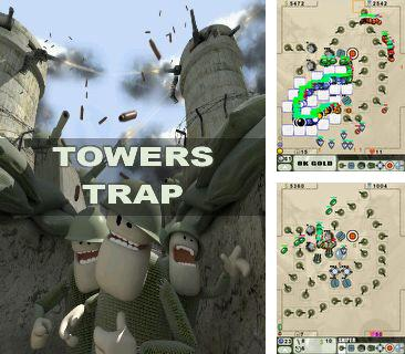 In addition to the sis game Hugo Retro Mania for Symbian phones, you can also download Towers trap for free.