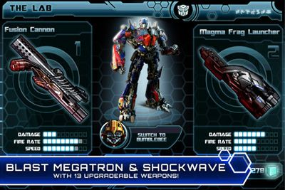 Transformers Dark Of The Moon HD download free Symbian game. Daily updates with the best sis games.
