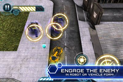 Play Transformers Dark Of The Moon HD for Symbian. Download top sis games for free.