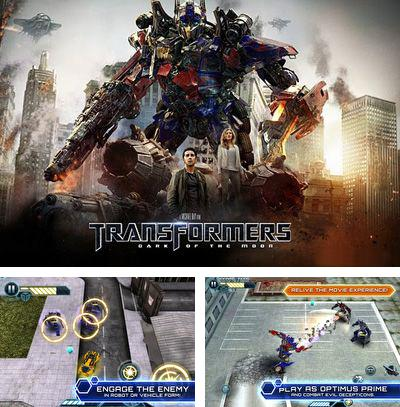 In addition to the sis game Sky force: Reloaded for Symbian phones, you can also download Transformers Dark Of The Moon HD for free.