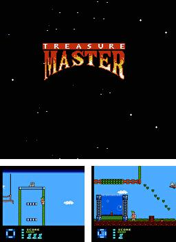 In addition to the sis game Shadow of the Beast 2 for Symbian phones, you can also download Treasure Master for free.
