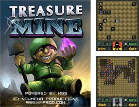 In addition to sis game Treasure Mine for Nokia N73,  you can download for free other games for Symbian.