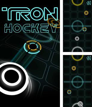 In addition to the sis game Full Throttle for Symbian phones, you can also download TRON Hockey for free.