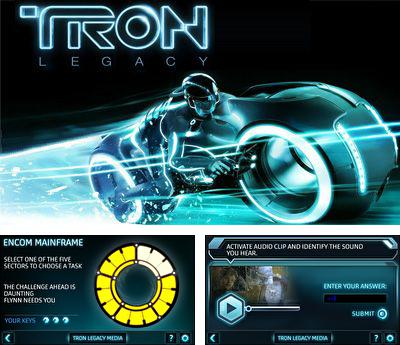 In addition to the sis game My little pony. Crystal princess: The runaway rainbow for Symbian phones, you can also download TRON Legacy for free.