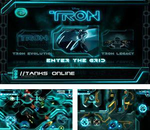 In addition to the sis game Mr. Driller for Symbian phones, you can also download Tron Tanks for free.