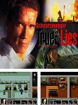In addition to the sis game Project Gotham racing for Symbian phones, you can also download True lies for free.