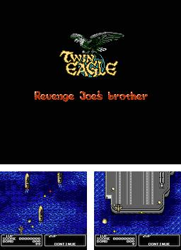 In addition to the sis game Swords and Serpents for Symbian phones, you can also download Twin Eagle for free.