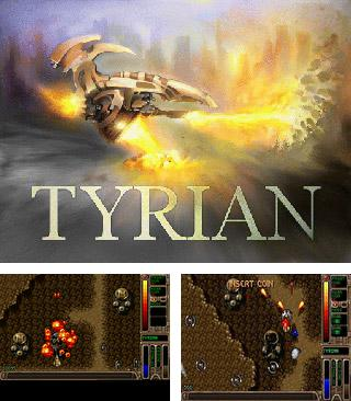 In addition to the sis game Barbie: The 12 Dancing Princesses for Symbian phones, you can also download Tyrian for free.