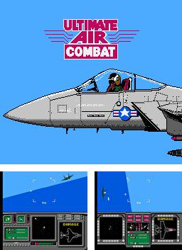 In addition to the sis game Super Turrican for Symbian phones, you can also download Ultimate Air Combat for free.