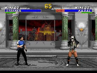 Ultimate Mortal Kombat 3 - Symbian game  Ultimate Mortal