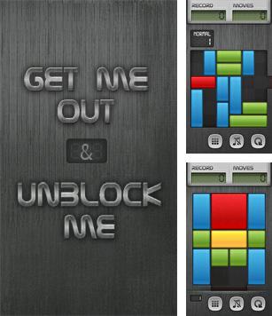 In addition to the sis game Chessboard touch for Symbian phones, you can also download Unblock me & Get me out for free.