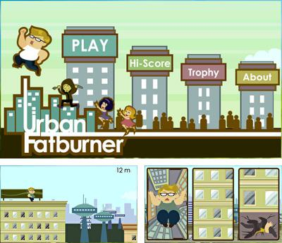 In addition to the sis game Mucha Lucha: Mascaritas of the lost code for Symbian phones, you can also download Urban fatburner for free.
