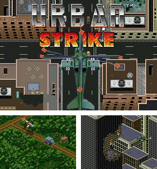 In addition to the sis game Death caliber for Symbian phones, you can also download Urban Strike for free.