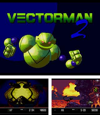 In addition to the sis game Terminator for Symbian phones, you can also download Vectorman 2 for free.