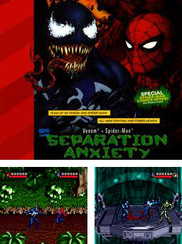 In addition to the sis game Dragon quest monsters: Caravan Heart for Symbian phones, you can also download Venom and Spider-Man: Separation anxiety for free.