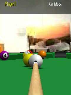 virtual pool mobile symbian 9.4