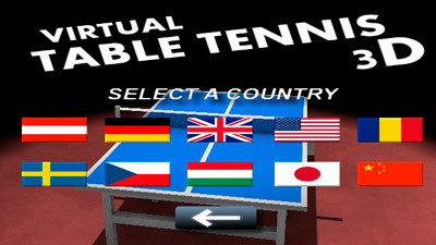 Virtual table tennis 3D download free Symbian game. Daily updates with the best sis games.