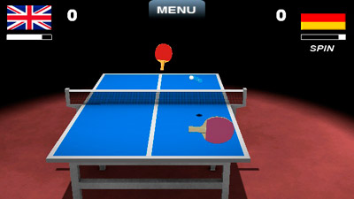 Play Virtual table tennis 3D for Symbian. Download top sis games for free.