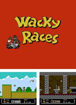 In addition to the sis game James Pond 3: Operation starfish for Symbian phones, you can also download Wacky Races for free.