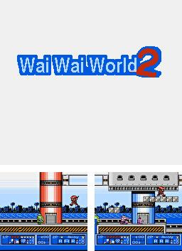 In addition to the sis game Smashing drive for Symbian phones, you can also download Wai Wai World 2 for free.