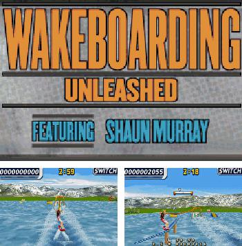 Zusätzlich zum sis-Spiel Hamtaro: Ham-Ham Spiele für Symbian-Telefone können Sie auch kostenlos Wahnsinniges Wakeboarding mit Shaun Murray, Wakeboarding Unleashed featuring Shaun Murray herunterladen.