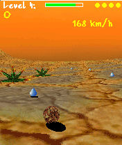 Tumble Weed - Symbian game screenshots. Gameplay Tumble Weed.