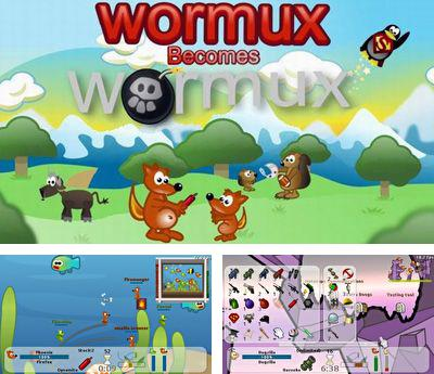 In addition to the sis game Eliminator Boat Duel for Symbian phones, you can also download Warmux for free.