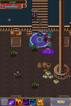 Earthbound - Symbian game screenshots. Gameplay Earthbound.